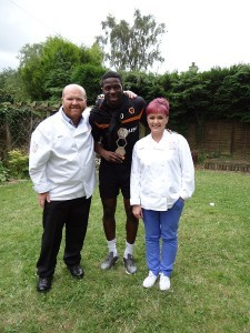 Sako Bakary, celebration cakes