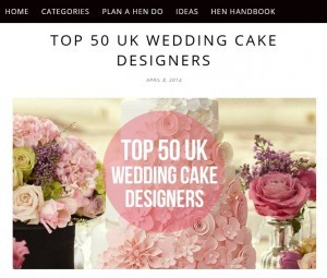 Bespoke Design Amazing Traditional Modern Comtemporary Wedding Cake Design