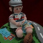 Birthday celebration 3d Novelty cake