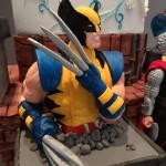 Marvel Superhero Wolverine