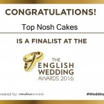 Bespoke Wedding Cake Designers and Bakers Top Nosh Cakes 2016